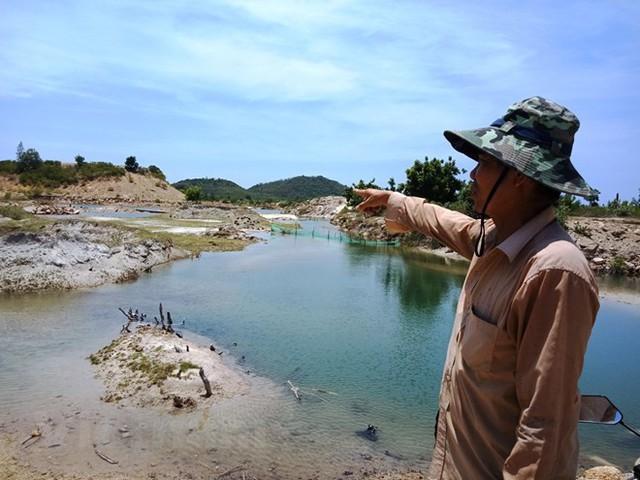 Siêu dự án nghìn tỷ ven biển bỏ hoang sau 13 năm 'chiếm' đất vàng - Ảnh 1.
