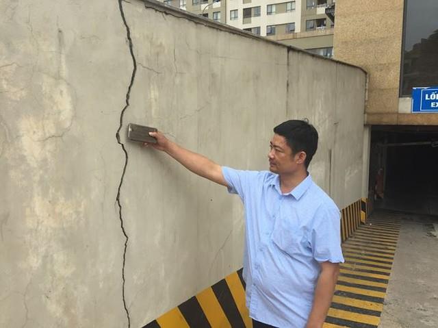 Lập đoàn kiểm tra vi phạm chung cư HHB Tân Tây Đô của Hải Phát - Ảnh 4.
