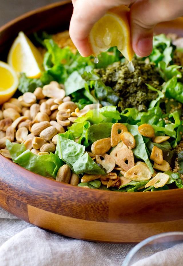 Lạ kỳ món salad lá trà độc đáo chỉ có tại xứ sở Phật giáo Myanmar - Ảnh 5.