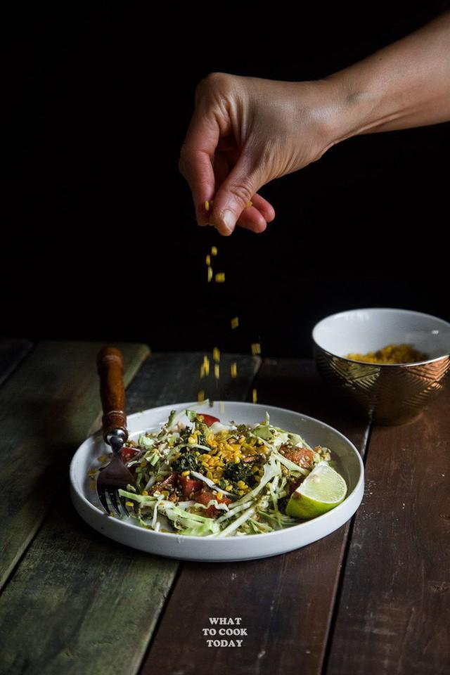 Lạ kỳ món salad lá trà độc đáo chỉ có tại xứ sở Phật giáo Myanmar - Ảnh 7.