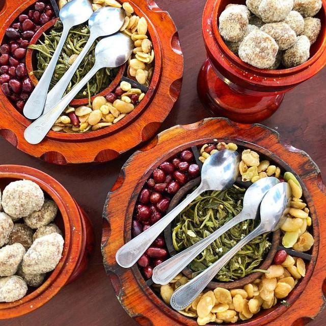 Lạ kỳ món salad lá trà độc đáo chỉ có tại xứ sở Phật giáo Myanmar - Ảnh 10.