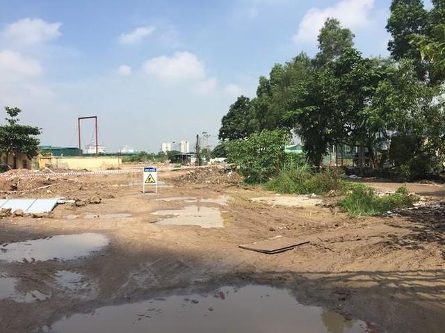 Khu đất vàng Hà Nội chuẩn bị xây nhà hát Hoa Sen giờ ra sao? - Ảnh 2.