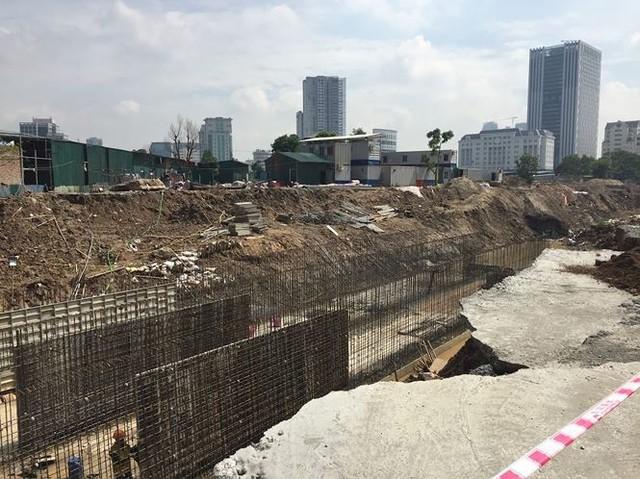Khu đất vàng Hà Nội chuẩn bị xây nhà hát Hoa Sen giờ ra sao? - Ảnh 9.