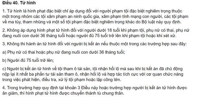 VKS: Nộp 37 tỷ đồng chưa đủ để Nguyễn Xuân Sơn thoát án tử hình - Ảnh 1.