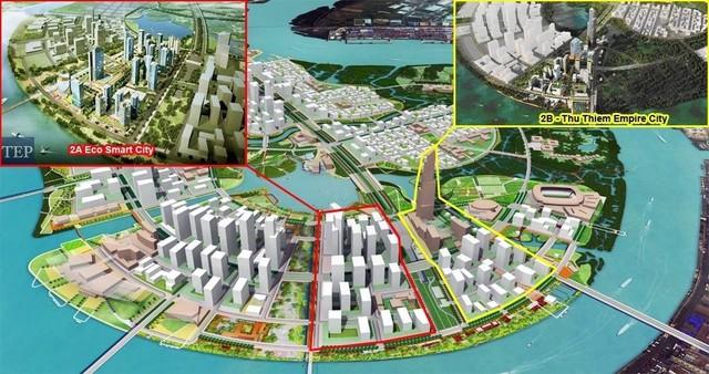 Điểm danh những dự án BĐS tỷ đô đang được đầu tư ở Thủ Thiêm - Ảnh 5.