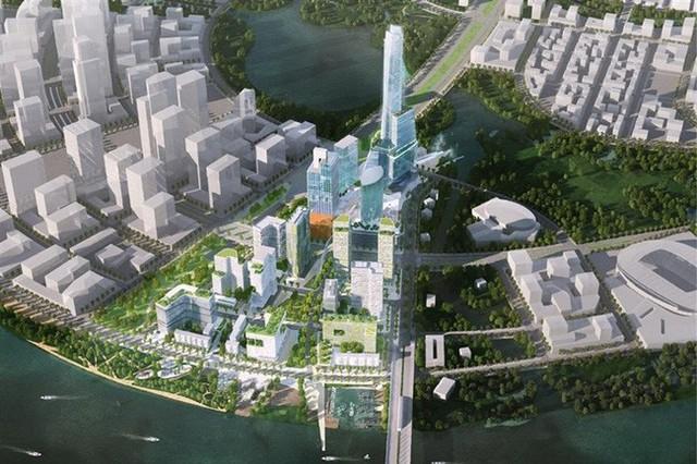 Điểm danh những dự án BĐS tỷ đô đang được đầu tư ở Thủ Thiêm - Ảnh 6.