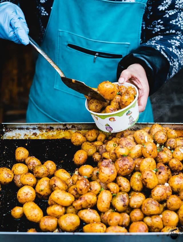 6 món ăn vặt ở Tây An (Trung Quốc) nhìn là thèm: có món còn là di sản văn hóa phi vật thể - Ảnh 12.