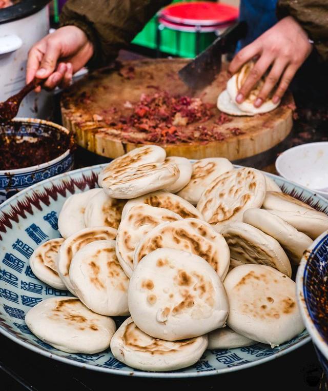6 món ăn vặt ở Tây An (Trung Quốc) nhìn là thèm: có món còn là di sản văn hóa phi vật thể - Ảnh 5.
