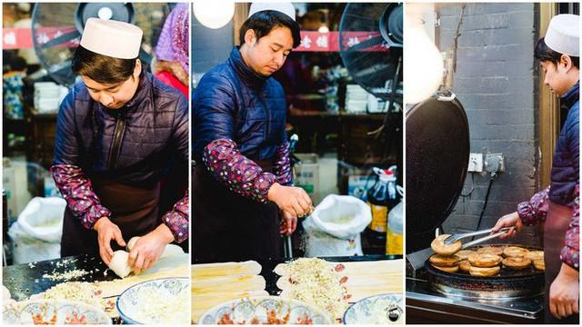 6 món ăn vặt ở Tây An (Trung Quốc) nhìn là thèm: có món còn là di sản văn hóa phi vật thể - Ảnh 8.