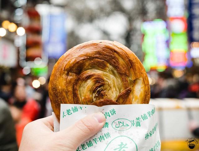 6 món ăn vặt ở Tây An (Trung Quốc) nhìn là thèm: có món còn là di sản văn hóa phi vật thể - Ảnh 9.
