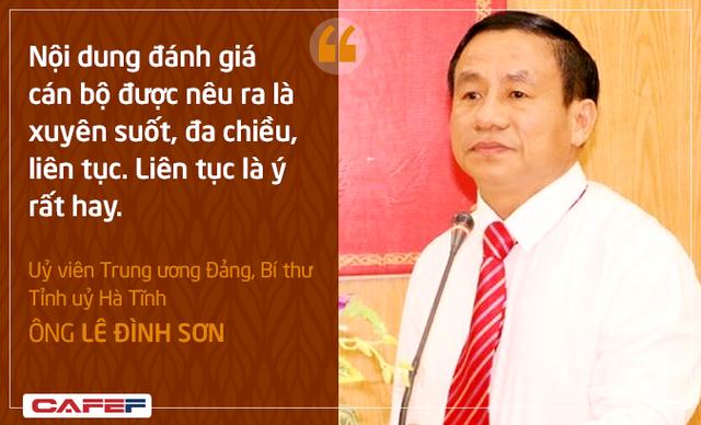 Uỷ viên Trung ương Đảng đề xuất cân đo đong đếm cán bộ bằng sản phẩm - Ảnh 4.