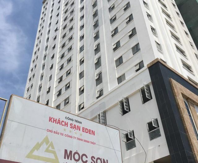 Đà Nẵng: Hé lộ việc doanh nghiệp TNHH Minh Thùy bị đề nghị tháo dỡ 129 phòng khách sạn - Ảnh 1.