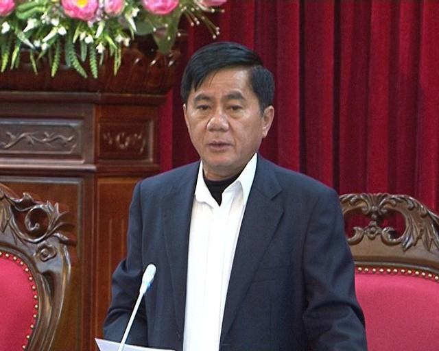 Ông Trần Thanh Mẫn và ông Trần Cẩm Tú được bầu bổ sung vào Ban Bí thư Trung ương - Ảnh 2.