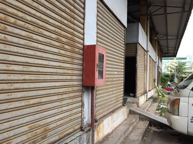 Chợ tiền tỷ bỏ hoang 14 năm ở Sài Gòn - Ảnh 4.