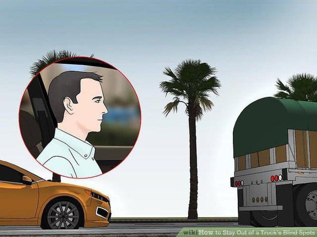 Thiếu kiên nhẫn, chần chừ và những sai lầm chết người dẫn đến tai nạn ở điểm mù của xe tải - Ảnh 5.