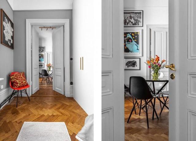 Ngỡ ngàng ngắm căn hộ 69m2 đẹp tựa tranh vẽ - Ảnh 5.