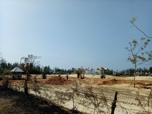 Cận cảnh dự án khu du lịch 8 nghìn tỉ xây dựng dở dang 13 năm - Ảnh 11.