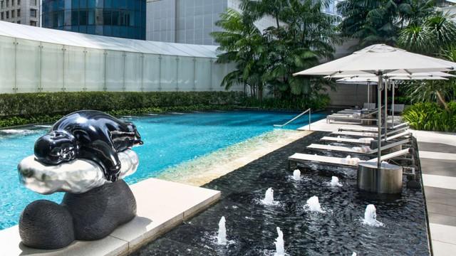 Bên trong khách sạn siêu sang Lãnh đạo Triều Tiên Kim Jong-un lưu trú ở Singapore có gì đặc trưng? - Ảnh 10.