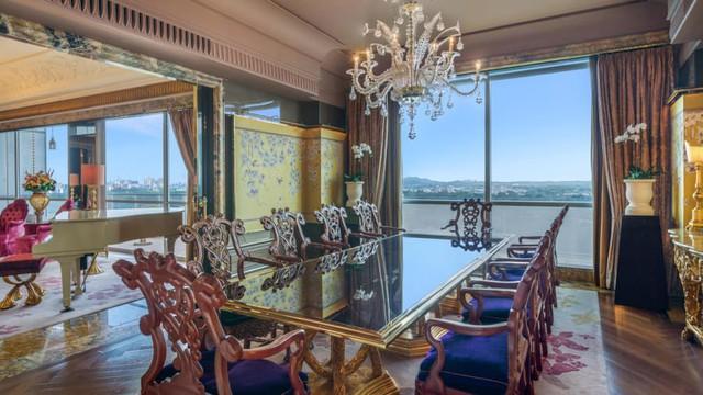 Bên trong khách sạn siêu sang Lãnh đạo Triều Tiên Kim Jong-un lưu trú ở Singapore có gì đặc trưng? - Ảnh 3.