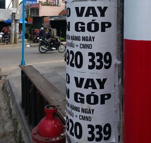 """Nhức nhối """"tín dụng đen"""" ở Lâm Đồng - Ảnh 1."""