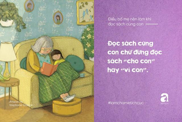 Để não trẻ được kích hoạt tối đa khi đọc sách, đây là những điều bố mẹ nên làm - Ảnh 3.