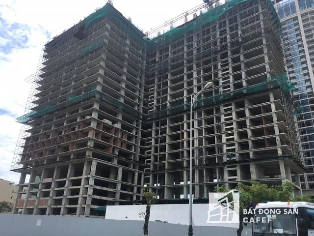 """Dự án cao ốc hơn 40 tầng nằm """"đắp chiếu"""" trên đất vàng Đà Nẵng - Ảnh 3."""