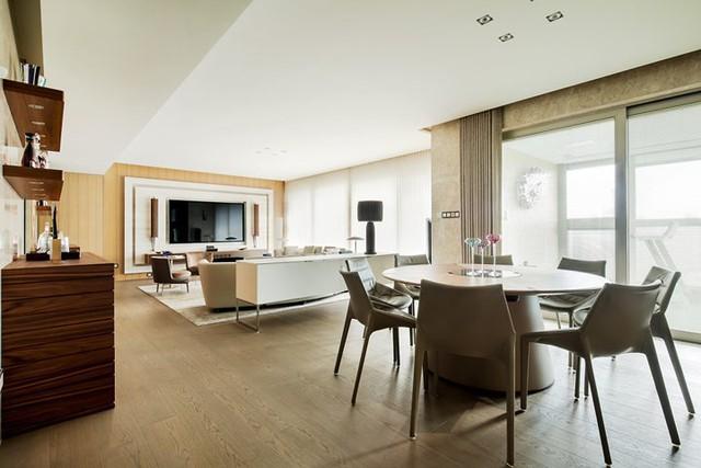Căn hộ có 1 phòng khách rộng rãi, tiên tiến - Ảnh 4.