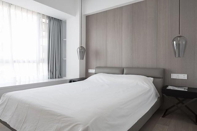 Căn hộ màu trắng kiến trúc dễ làm và tinh tế - Ảnh 7.