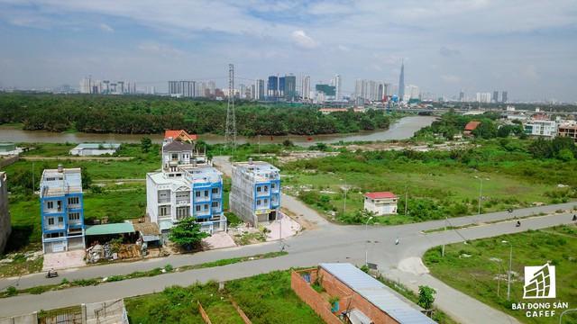 Toàn cảnh Dự án Khu dân cư Bắc Rạch Chiếc (TP.HCM) đầu tư 20 năm không xong, vừa bị yêu cầu thanh tra - Ảnh 1.