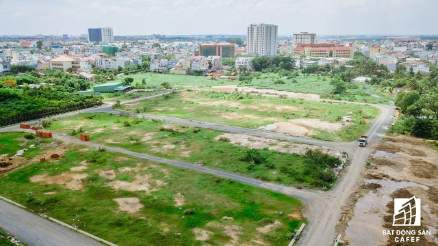 Toàn cảnh Dự án Khu dân cư Bắc Rạch Chiếc (TP.HCM) đầu tư 20 năm không xong, vừa bị yêu cầu thanh tra - Ảnh 6.
