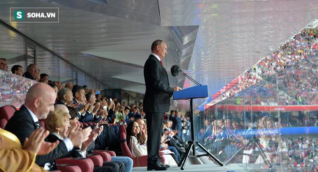 Có gì trong bài phát biểu của tổng thống Putin khiến cả truyền hình VN và Mỹ việt vị? - Ảnh 1.