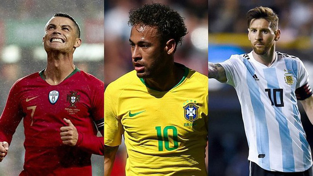 Neymar: Tôi là số một thế giới, còn Messi và Ronaldo là người ngoài hành tinh - Ảnh 1.