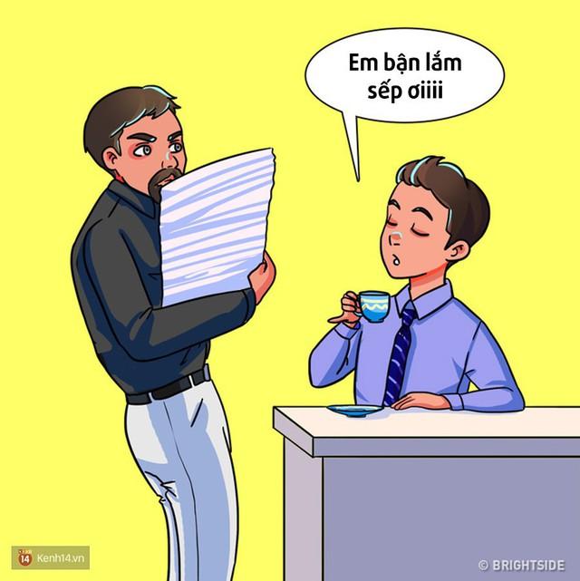 Muốn trở thành một nhân viên được sếp yêu mến, đừng bao giờ nói 10 câu này! - Ảnh 7.