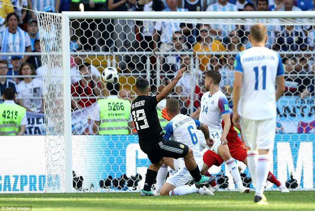 Trước những chiến binh Viking, Messi cúi mặt hát bài Đừng khóc cho tôi, Argentina - Ảnh 15.