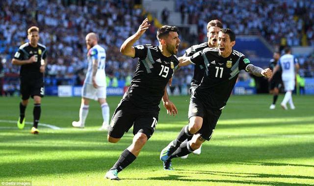 Trước những chiến binh Viking, Messi cúi mặt hát bài Đừng khóc cho tôi, Argentina - Ảnh 16.