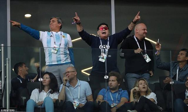 Trước những chiến binh Viking, Messi cúi mặt hát bài Đừng khóc cho tôi, Argentina - Ảnh 21.