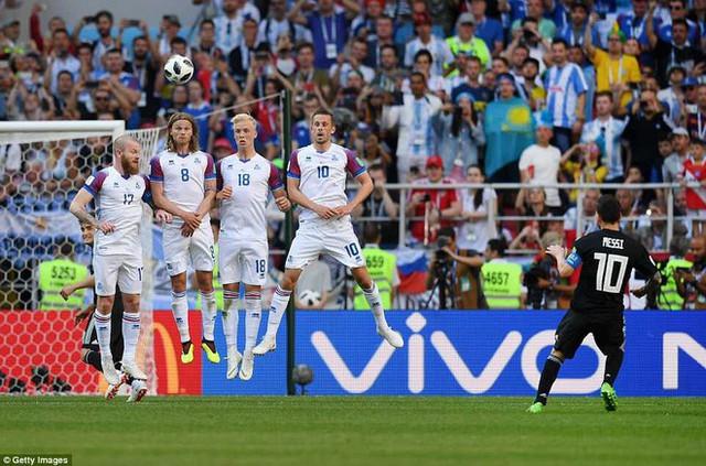 Trước những chiến binh Viking, Messi cúi mặt hát bài Đừng khóc cho tôi, Argentina - Ảnh 26.