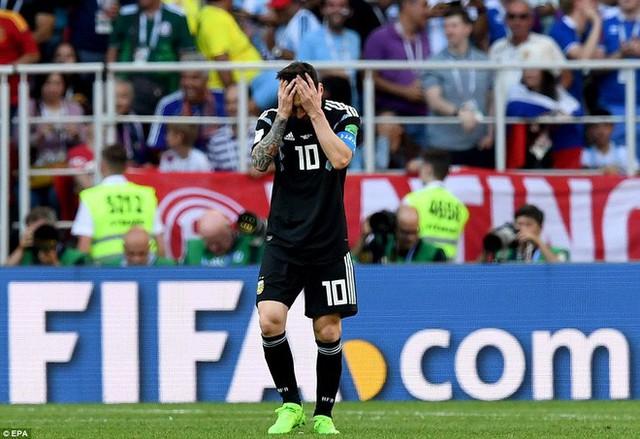 Trước những chiến binh Viking, Messi cúi mặt hát bài Đừng khóc cho tôi, Argentina - Ảnh 27.
