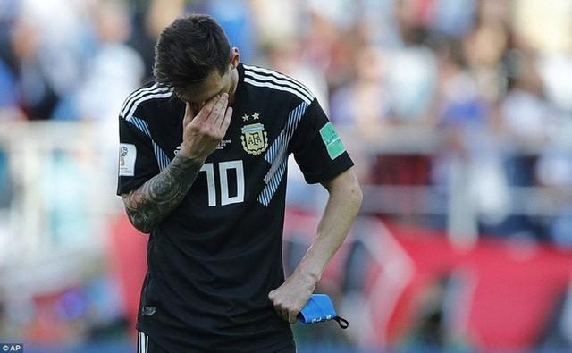 Trước những chiến binh Viking, Messi cúi mặt hát bài Đừng khóc cho tôi, Argentina - Ảnh 28.