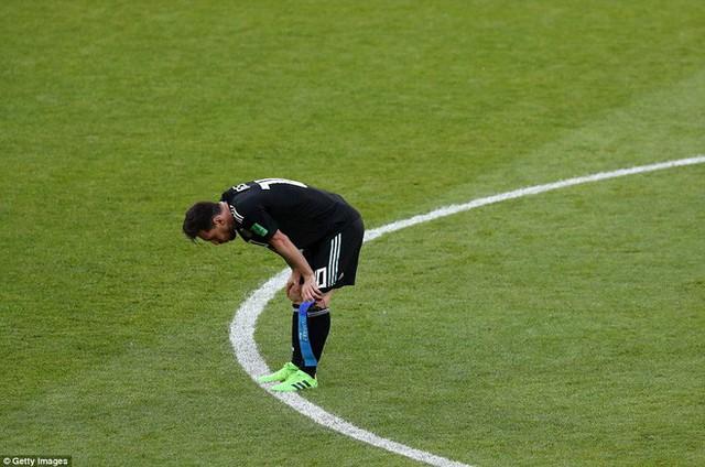 Trước những chiến binh Viking, Messi cúi mặt hát bài Đừng khóc cho tôi, Argentina - Ảnh 29.
