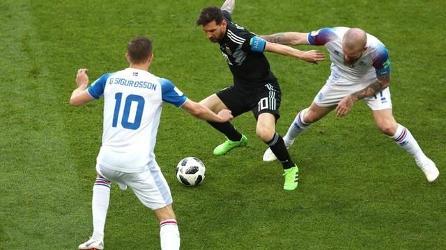 Trước những chiến binh Viking, Messi cúi mặt hát bài Đừng khóc cho tôi, Argentina - Ảnh 5.