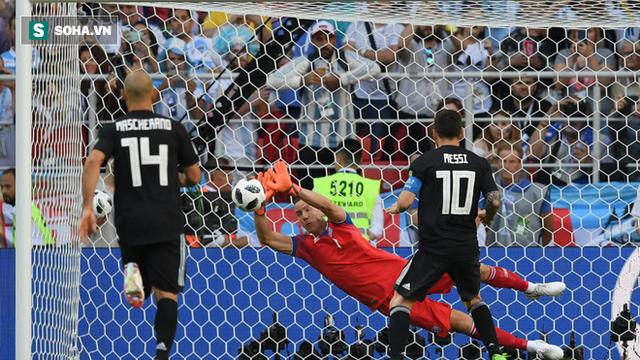 Trước những chiến binh Viking, Messi cúi mặt hát bài Đừng khóc cho tôi, Argentina - Ảnh 7.