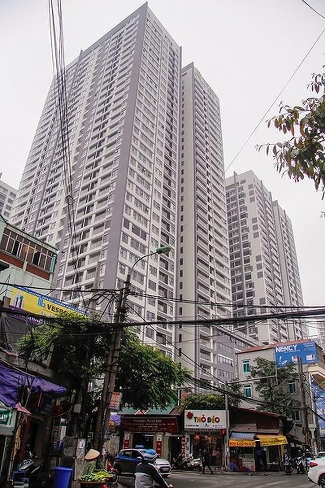 Chủ tịch Hà Nội: Xây nhà cao tầng là xu hướng tất yếu   - Ảnh 2.