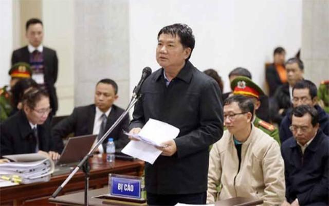 TAND cấp cao tại Hà Nội xét đơn kháng cáo của ông Đinh La Thăng  - Ảnh 1.