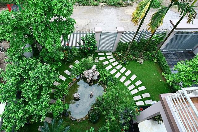 Kinh nghiệm thiết kế sân vườn đẹp - Ảnh 7.