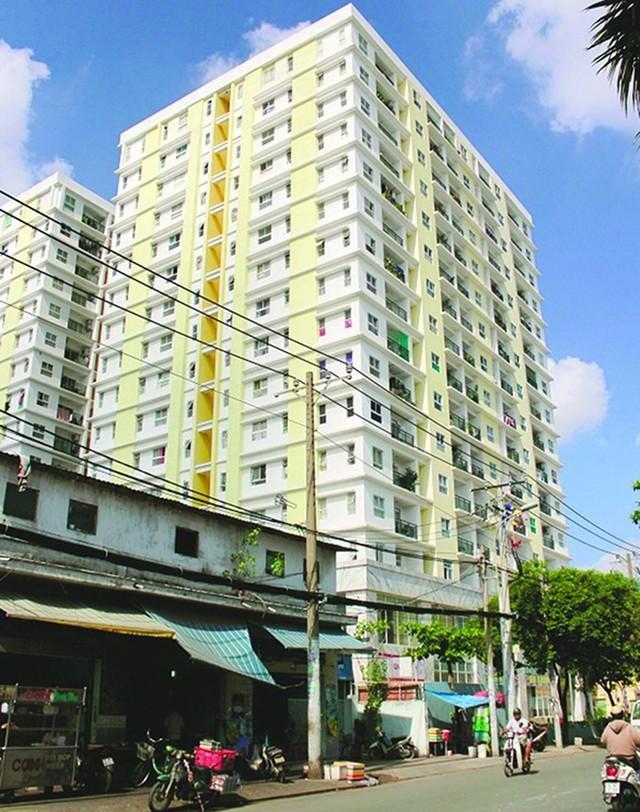Chung cư tăng căn hộ, cư dân đòi kiện - Ảnh 1.