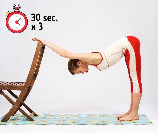 Bài tập đơn giản giúp xua tan chứng đau lưng khó chịu chỉ trong 10 phút - Ảnh 9.