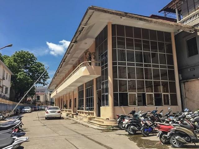 Bên trong khu đất trụ sở cũ của Thanh tra Chính phủ sắp thành cao ốc - Ảnh 2.