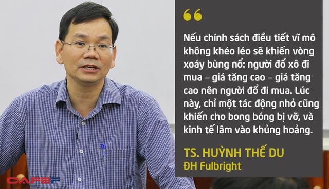 Lời nguyền chu kỳ khủng hoảng 10 năm của Việt Nam được nhìn nhận như thế nào? - Ảnh 4.
