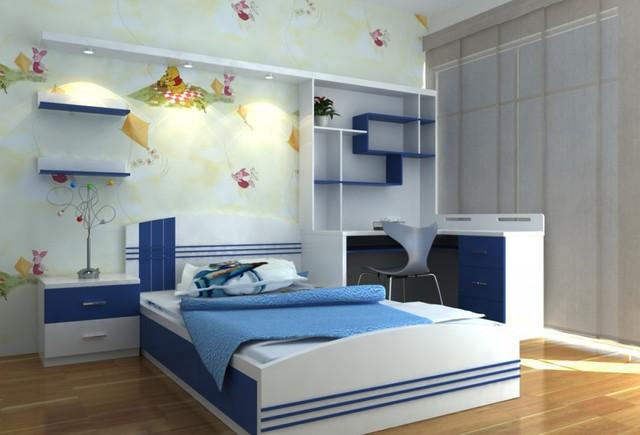 Những điều cần lưu ý khi thiết kế nội thất phòng ngủ trẻ em - Ảnh 2.
